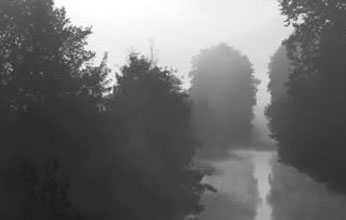 Mist on the Canal de Garonne