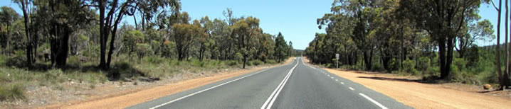 Perth to Albany Highway